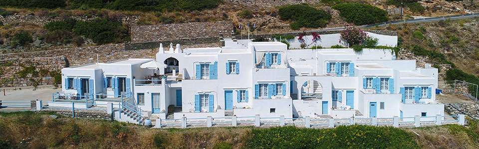 Accommodation Maro in Sifnos island